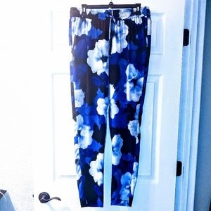 Calvin Klein Pattern Pant with Pockets